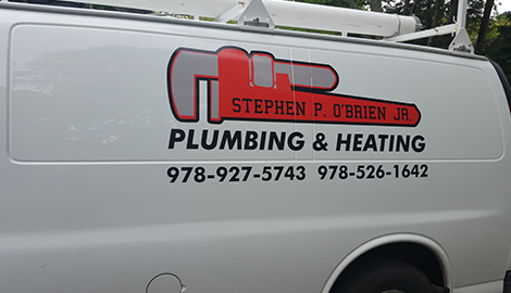 Plumbing Service | Stephen P O'Brien Jr Plumbing & Heating | Beverly, MA | (978) 927-5743